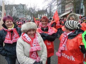 Foto 4 Kolleginnen Dorma Ennepetal