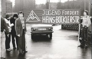 Foto_IGM Jugend fordert HBS _19.12.1979