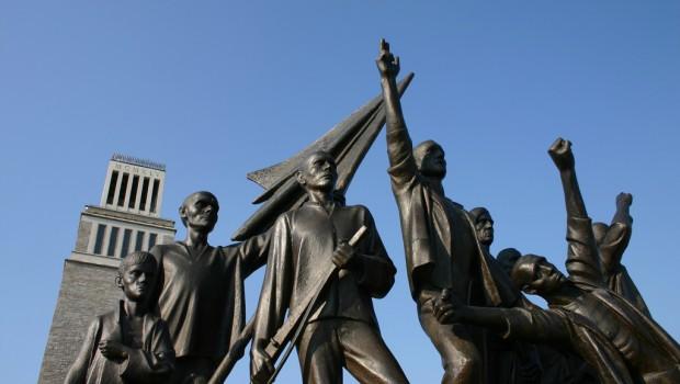 """Denkmal """"Schwur von Buchenwald"""" - Foto: privat"""